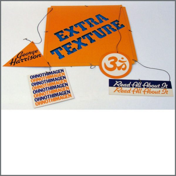B24580 - George Harrison Extra Texture Hanging Mobile Promotional Display (UK)