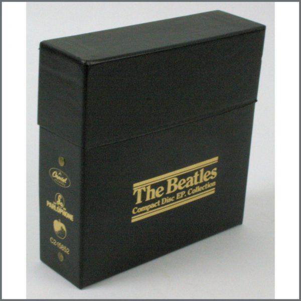 B24793 - The Beatles 1992 Compact Disc EP Collection Box Set C2-15852 (USA)