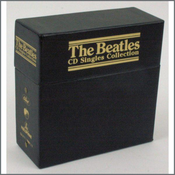 B24794 - The Beatles 1992 CD Singles Collection Box Set C2-0777-7-15901-2-2 (USA)