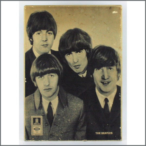 B24803 - The Beatles 1960s Promotional Canvas (Germany)