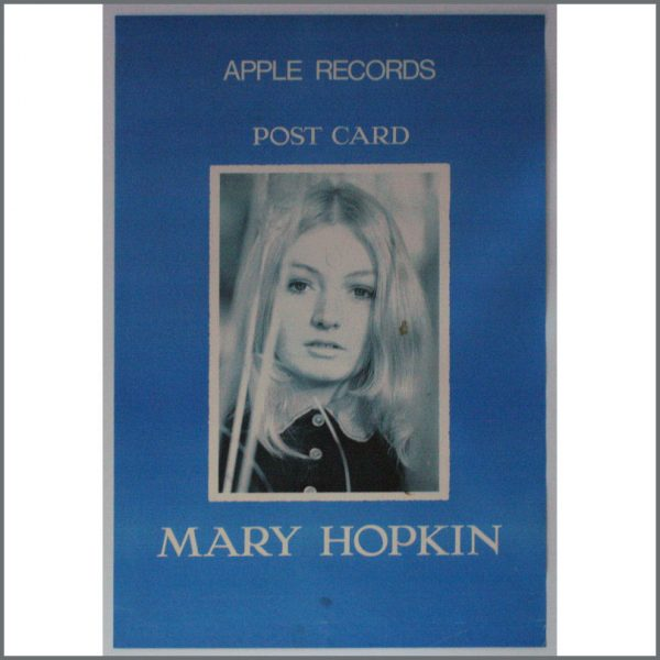 B24837 - Mary Hopkin 1969 Apple Promotional Poster (UK)