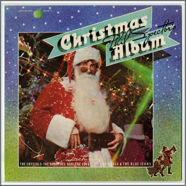 B25108 - Phil Spector 1972 Phil Spector's Christmas Album Mono LP APCOR 24 (UK)
