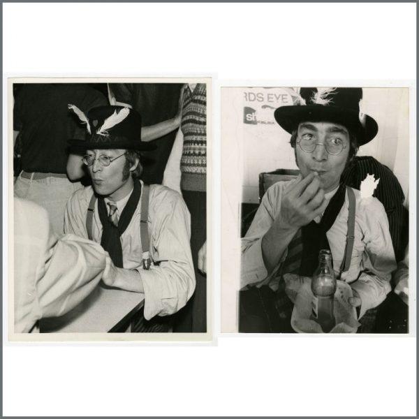B25145 - John Lennon 1967 Magical Mystery Tour Vintage Photographs (UK)