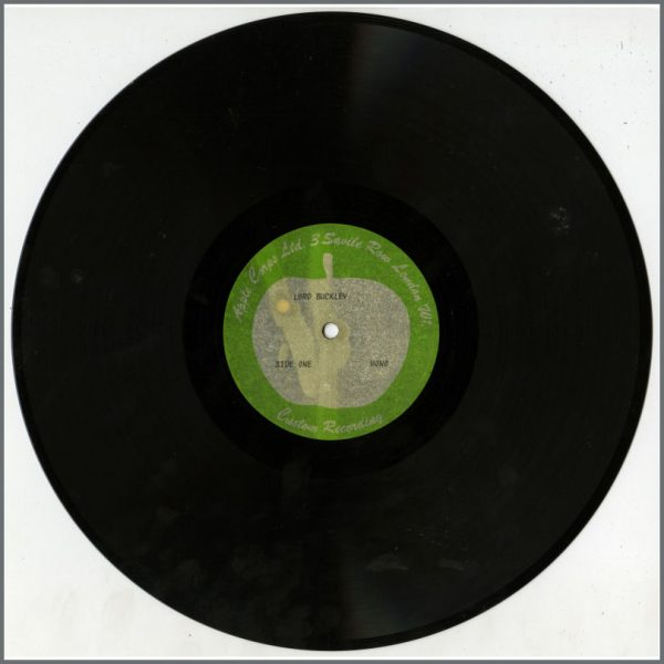 B25179 – Tear Gas 1971 Tear Gas Apple Acetate (UK) 2