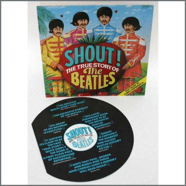 B25356 - The Beatles 1981 Shout! Book Corgi Promotional Kit (UK)