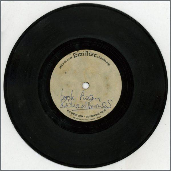 B25402 – Mary Hopkin 1968 Those Were The Days Emidisc Acetate (UK) 2