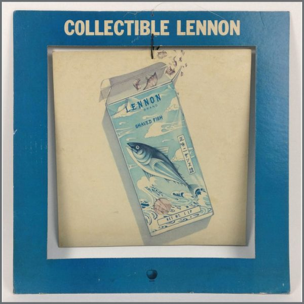 B25567 – John Lennon 1975 Shaved Fish Apple Hanging Shop Display (USA) 1
