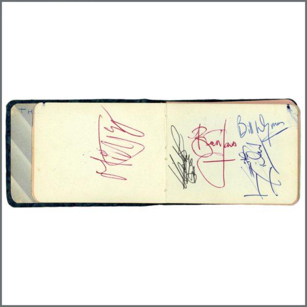 B25627 – Rolling Stones 1963 Autographs (UK) 1