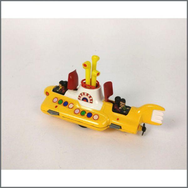 B25705 – The Beatles 1968 Corgi Die-Cast Yellow Submarine (UK) 2