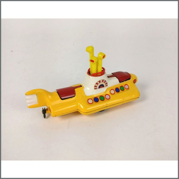 B25705 - The Beatles 1968 Corgi Die-Cast Yellow Submarine (UK)