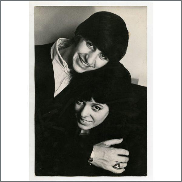 B25706 - Ringo Starr 1965 Maureen Cox Vintage Robert Freeman Photograph (UK)