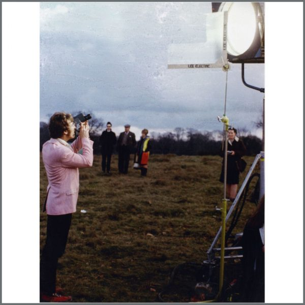 B25822 - John Lennon 1967 Strawberry Fields Forever Knole Park Modern Print (UK)