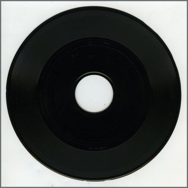 B25856 – John Lennon 1982 Stand By Me Pathé Marconi Test Pressing No Label (France) 3
