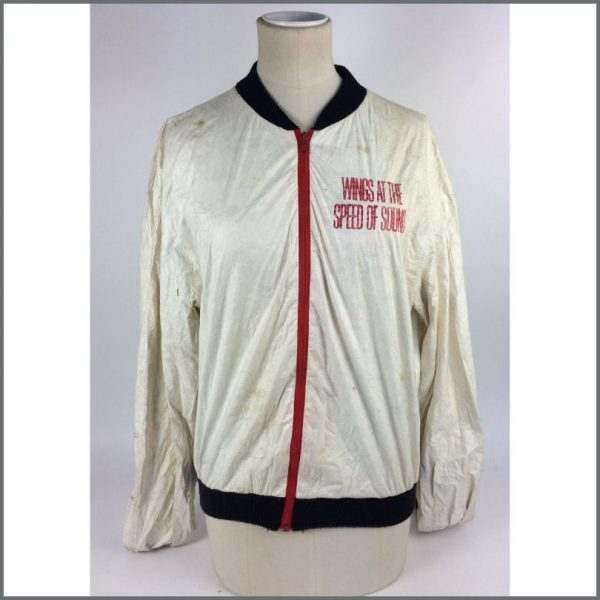 B25918 - Paul McCartney 1976 Wings At The Speed Of Sound Promotional Jacket (UK)