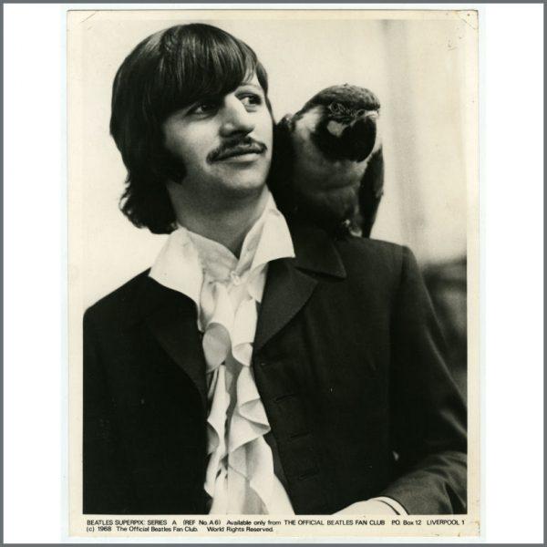 B25933 – The Beatles 1968 Superpix Series A Photograph Set (UK) 3