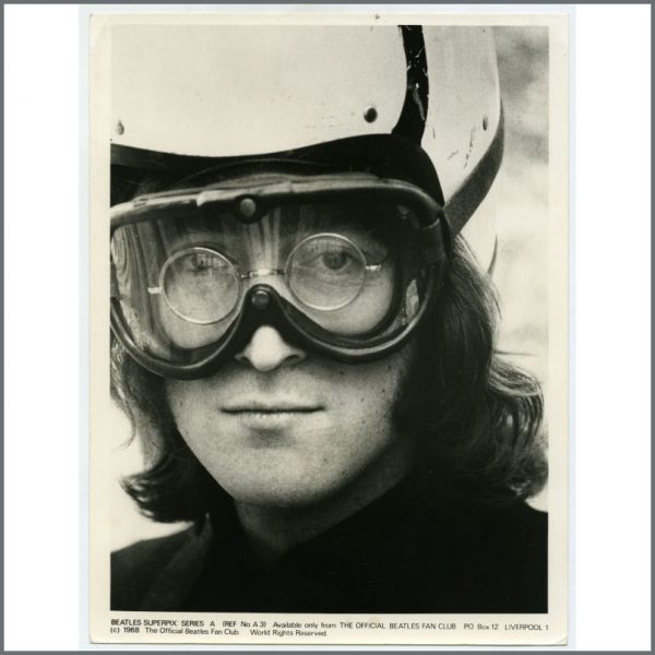 B25933 – The Beatles 1968 Superpix Series A Photograph Set (UK) 4