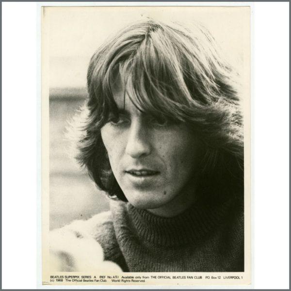 B25933 – The Beatles 1968 Superpix Series A Photograph Set (UK) 8