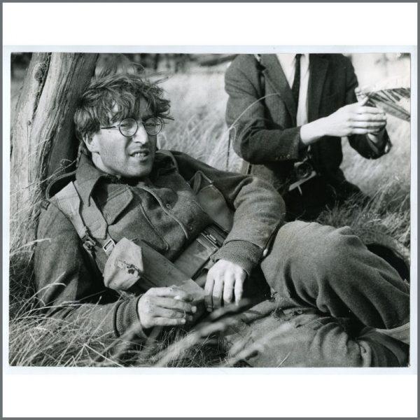 B26029 - John Lennon 1966 How I Won The War Vintage Photograph (UK)