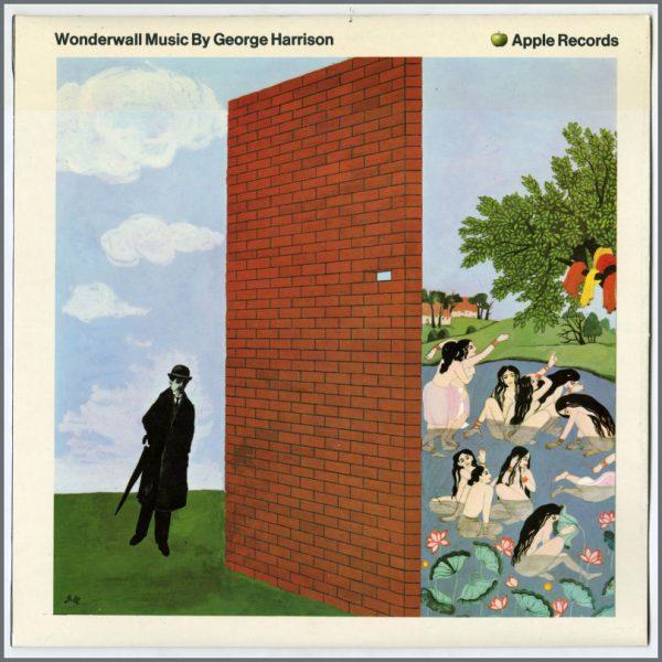 B26056 - George Harrison Wonderwall Music 1968 Stereo LP SAPCOR1 (UK)