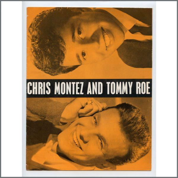 B26078 - The Beatles/Chris Montez/Tommy Roe 1963 Tour Programme (UK)