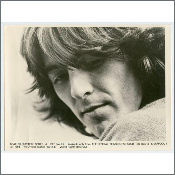 B26114 – The Beatles 1968 Fan Club Superpix Photographs Series A (UK) 3