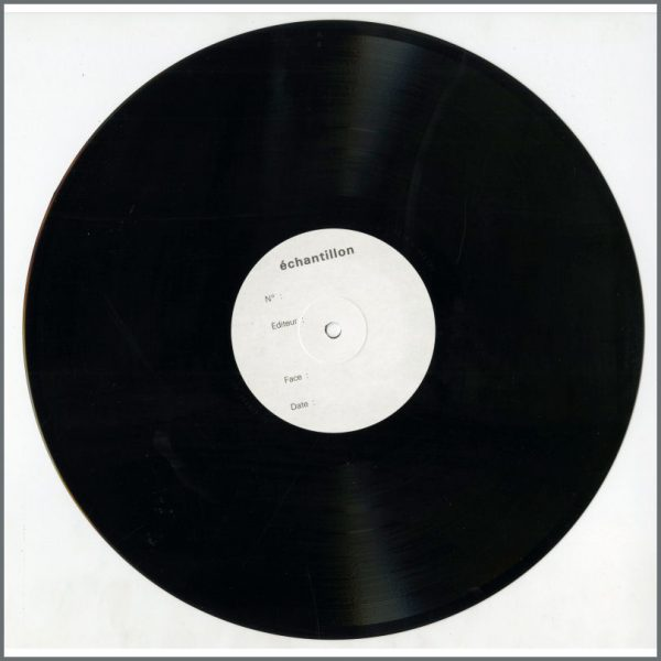 B26261 – The Beatles 1988 Past Masters Test Pressing 2 x LP (France) 2
