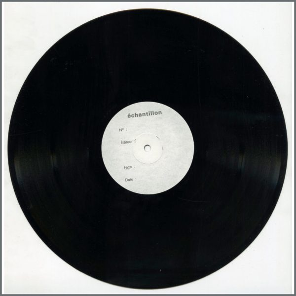 B26262 – Paul McCartney 1989 This One Test Pressing (France) 2