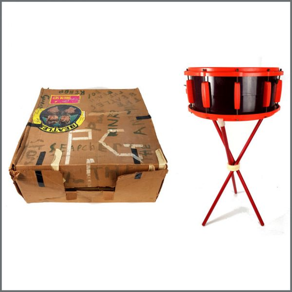 B26279 - The Beatles Selcol New Beat Ringo Starr Drum (UK)