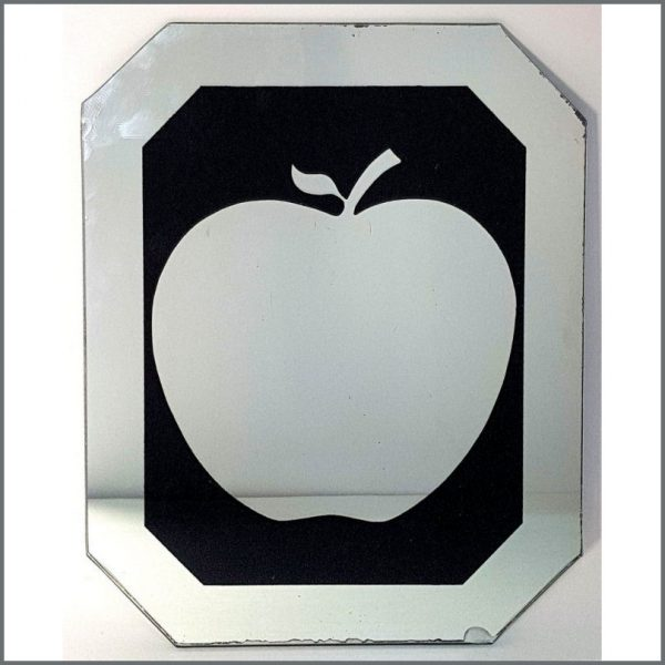 B26359 - Ringo Starr 1970s Ringo Or Robin Apple Mirror (UK)