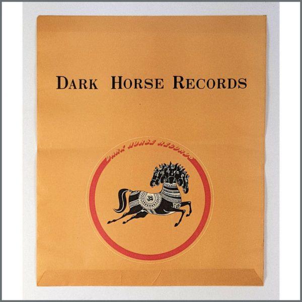 B26462 - George Harrison 1970s Dark Horse Records Paper Bag (UK)