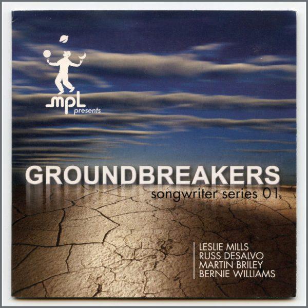 B26468 - Paul McCartney 2004 MPL Communications Groundbreakers Promotional CD (USA)
