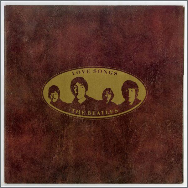 B26536 - The Beatles 1977 Love Songs Factory Sample LP (UK)