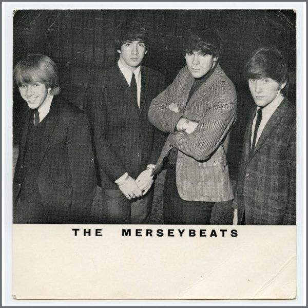 B26564 - The Merseybeats 1960s Promotional Card Bob Wooler Collection (UK)
