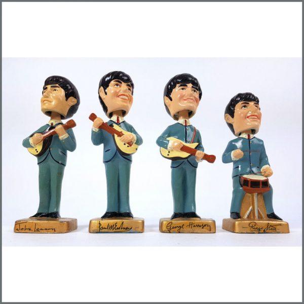 B26583 - The Beatles 1964 Bobbin' Head Dolls Set (USA)