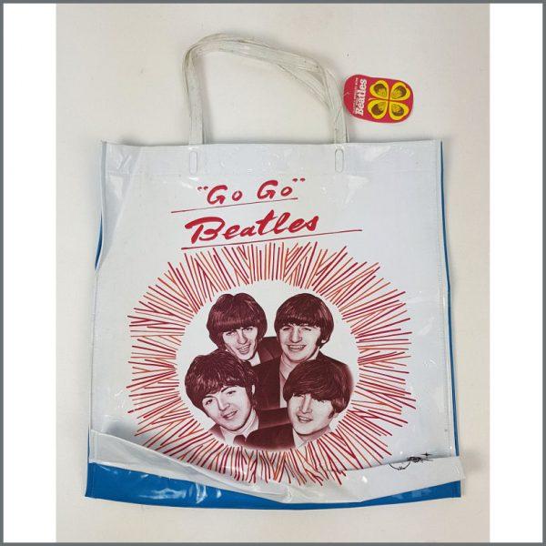 B26634 - The Beatles 1960s Vinyl Bag (Japan)