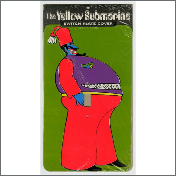 B26642 – The Beatles 1968 Yellow Submarine Switchplate Covers (USA) 4