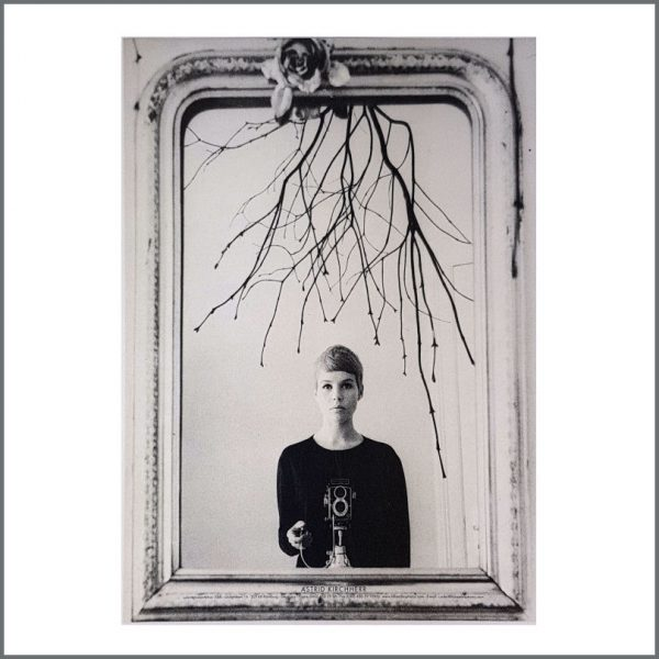 B26728 - Astrid Kirchherr 1960 Self Portrait Print (Germany)