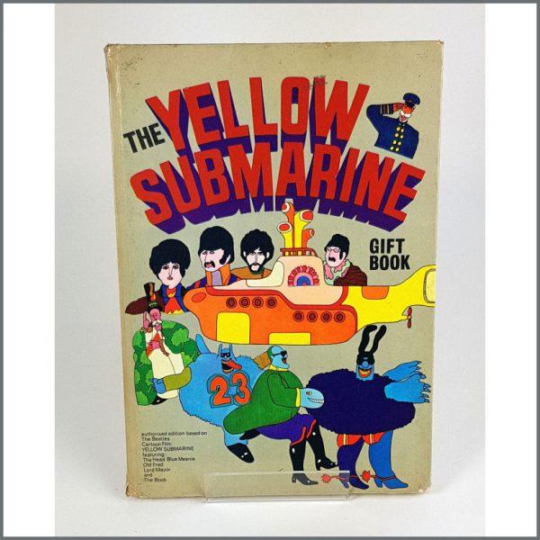 B26751 - The Beatles 1968 Yellow Submarine Gift Book (UK)