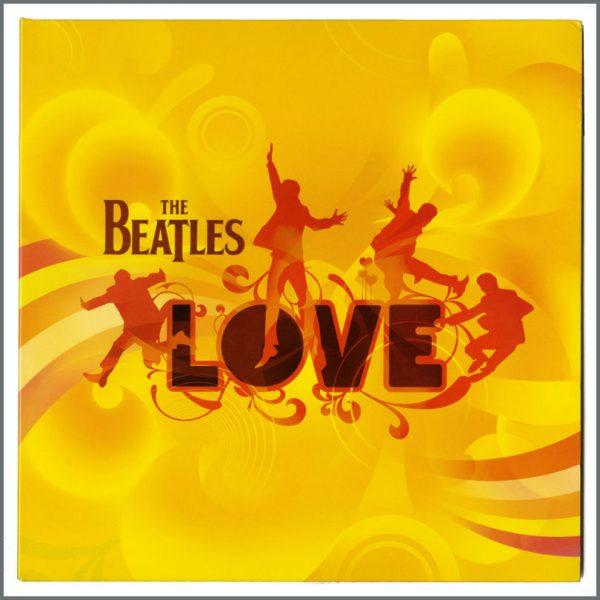 B26828 - The Beatles 2007 Love Cirque Du Soleil Double LP Set (Europe)