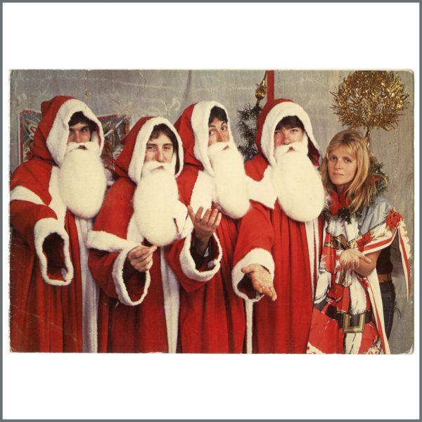 B26975 - Paul McCartney 1978 Wings MPL Christmas Card (UK)