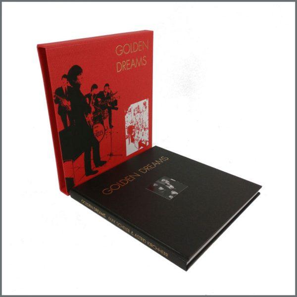 B27113 - The Beatles Genesis Publications Golden Dreams Book