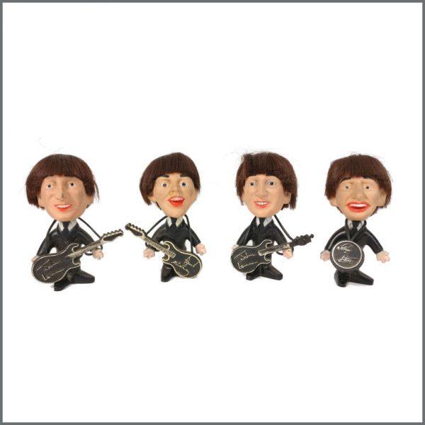 B27184 - The Beatles 1964 Remco Hair Dolls Set (USA)