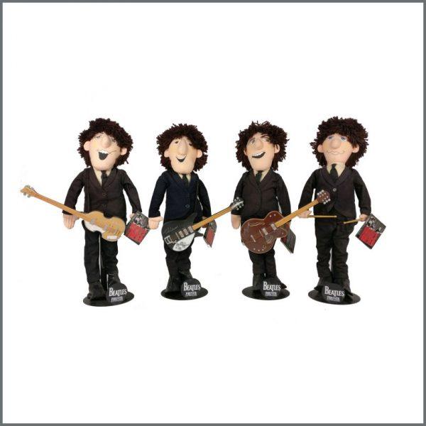 B27185 - The Beatles 1987 Applause Inc. Beatles Forever Dolls Set (UK)