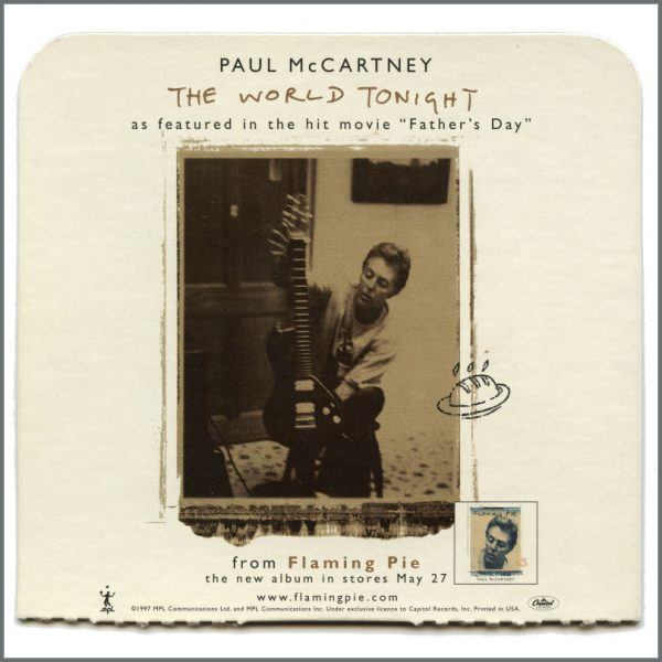B27280 - Paul McCartney 1997 The World Tonight Shop Display (USA)