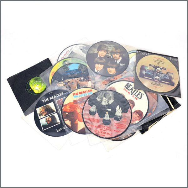 B27309 - The Beatles 20th Anniversary Picture Discs Set (UK)