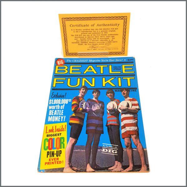 B27314 - The Beatles 1964 Big Beatle Fun Kit (USA)