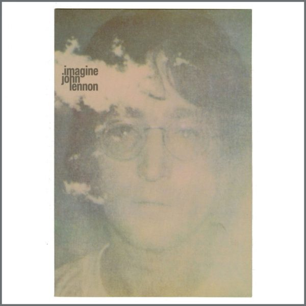 B27344 – John Lennon 2000 Imagine Re-Mastered Parlophone Promotional Press Kit (UK) 2