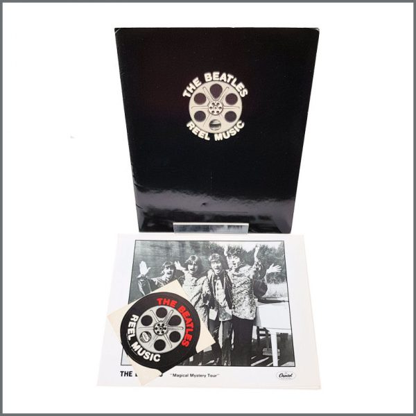 B27346 - The Beatles 1982 Reel Music Promotional Press Kit (UK)