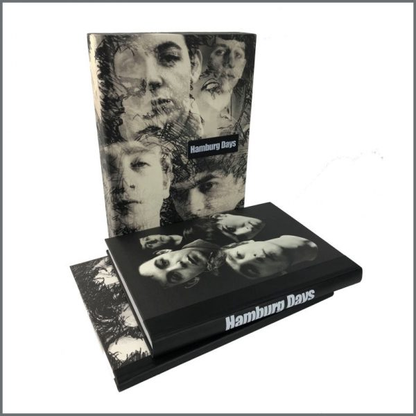 B27352 - Genesis Publications Hamburg Days Book (UK)