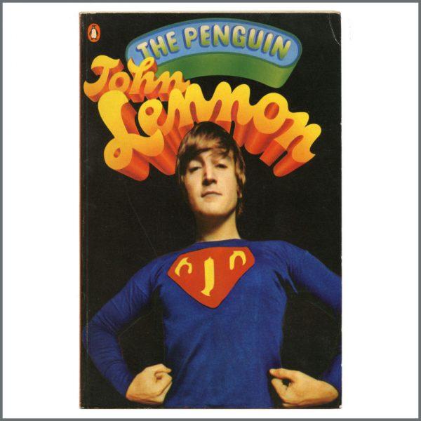 B27435 - John Lennon 1966 The Penguin John Lennon Paperback Book (UK)